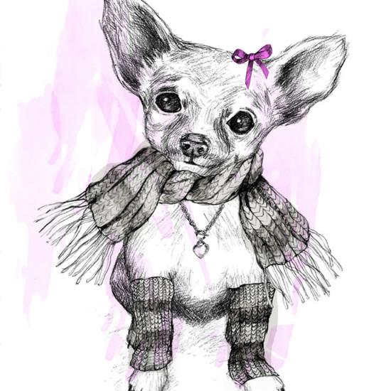 Puppy_scarf